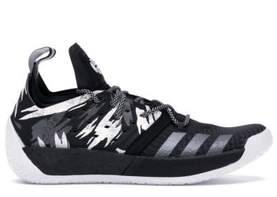 adidas Harden Vol. 2 Traffic Jam Black/Grey/Iron AH2217