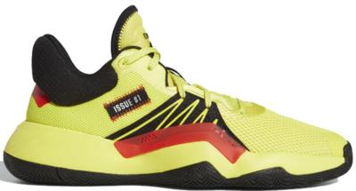 adidas d.o.n.1 Yellow EG5667