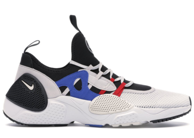 Nike Huarache Edge Txt Black Game Royal University Red AO1697-001