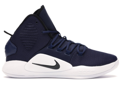 Nike Hyperdunk X TB Midnight Navy Midnight Navy/White-Black AR0467-402