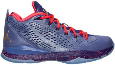 Jordan CP3.VII All-Star (2014) Atomic Violet/Metallic Gold-Infrared 23-Court Purple 648598-523