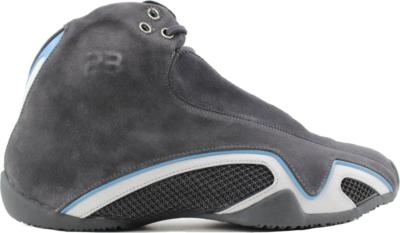 Jordan 21 OG Graphite Light Graphite/Silver-Blue 313495-002