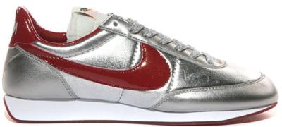 Nike Tailwind Night Track Metallic Silver/Deep Red-Metallic Silver 518481-061