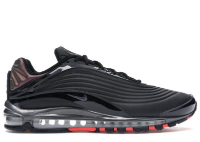 Nike Air Max Deluxe Black Crimson Black/Anthracite-Bright Crimson AO8284-001
