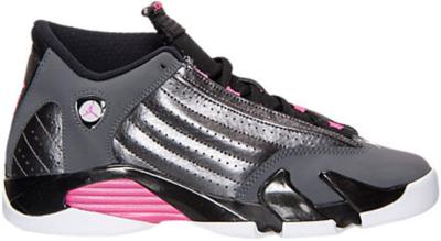 Jordan 14 Retro Hyper Pink (GS) 654969-028
