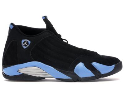 Jordan 14 Retro Black University Blue 311832-041