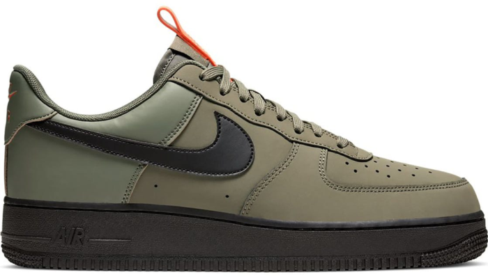 Nike Air Force 1 Low Medium Olive BQ4326-200