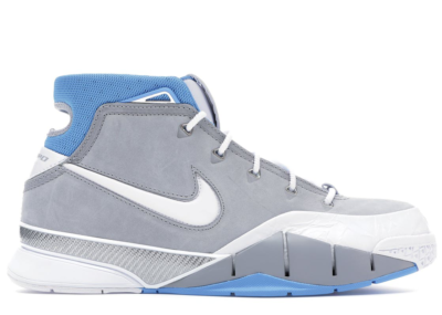 Nike Kobe 1 Protro MPLS Wolf Grey/White-University Blue AQ2728-001