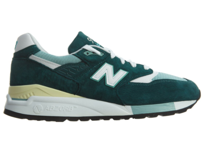 New Balance Classics Traditionnels Green Off White Green/Off White M998
