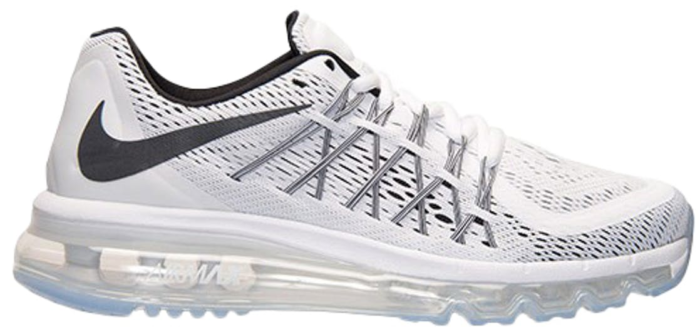Nike Air Max 2015 White Black (W) White/Black 698903-101