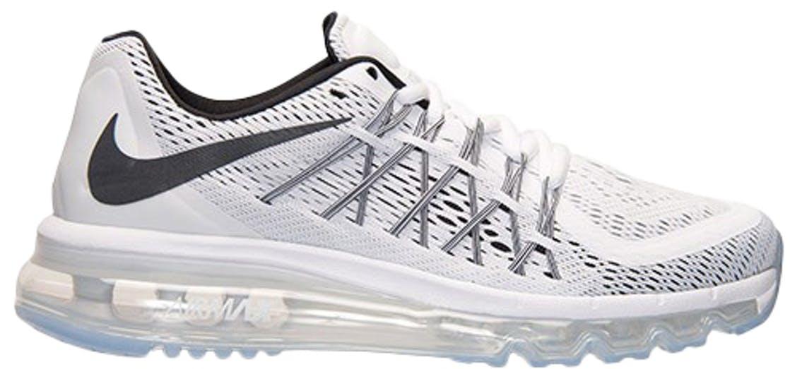 Nike Air Max 2015 White Black (W) White/Black 698903-101