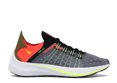Nike EXP-X14 Black Volt Solar Red (W) Black/Volt-Solar Red-Dark Grey-Wolf Grey-White AO3170-002