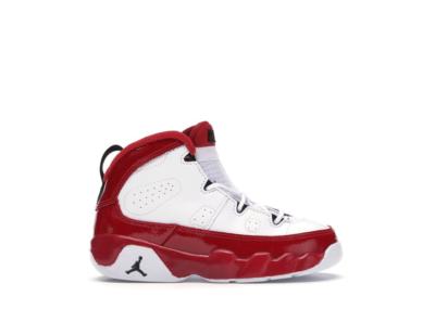 Jordan 9 Retro White Gym Red (TD) White/Black-Gym Red 401812-160