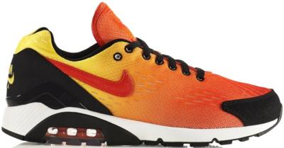 Nike Air Max 180 Sunset Team Orange/Team Orange-Tour Yellow-Black 579921-887