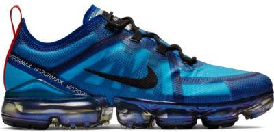 Nike Air VaporMax 2019 Indigo Force Indigo Force/Lakeside-Light Blue Fury-Black AR6631-400