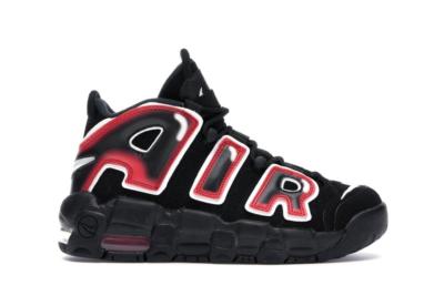 Nike More Uptempo Black 415082-010