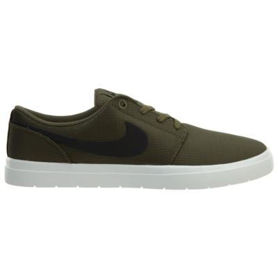 Nike Sb Portmore II Ultralight Medium Olive Black Medium Olive/Black 880271-200
