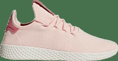 adidas Tennis HU Pharrell Icey Pink (W) Icey Pink/Icey Pink/Chalk White AQ0988
