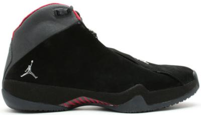 Jordan 21 PE Black Anthracite Black/Metallic Silver-Varsity Red-Anthracite 314303-061