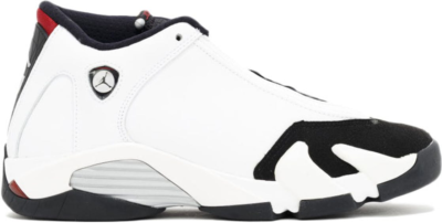 Jordan 14 Retro Black Toe 2014 (GS) 654963-102
