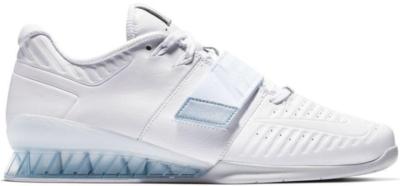 Nike Romaleos 3 XD White White Metallic Platinum AO7987-100