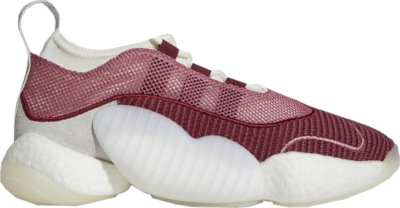 adidas Crazy BYW 2 Trace Maroon Trace Maroon/Running White/Clear Orange B37555