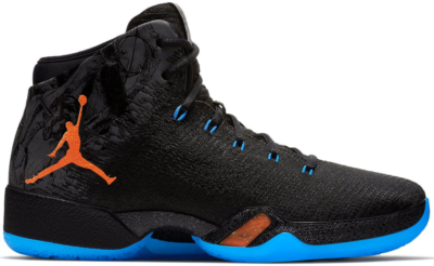 Jordan XXX1 Russell Westbrook MVP Black/Total Orange-Blue Hero AA9794-023