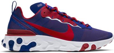 Nike React Element 55 New York Giants CK4876-400