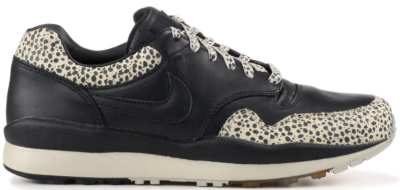 Nike Air Safari Black Leather Black/Black-Black 543261-040