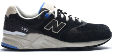 New Balance 999 Wooly Mammoth Black Black/Blue ML999MMT