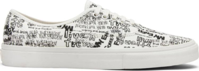 Vans Authentic Comme des Garcons White (Japan) White/White VN0A33TAKXY