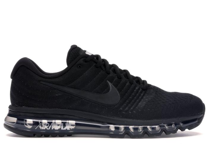 Nike Air Max 2017 Black 849559-004