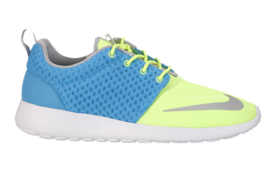 Nike Roshe Run FB Current Blue Current Blue/Chrm-Ht Lm-White 580573-401
