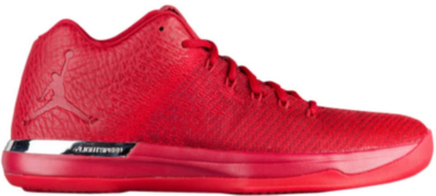 Jordan XXX1 Low Chicago (Away) Gym Red/Gym Red-Action Red-Chrome 897564-601
