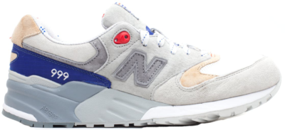 """New Balance 999 Concepts """"The Kennedy"""" Grey/White ML999CP"""