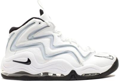 Nike Air Pippen White Silver Black (2010) 325001-101