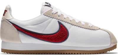 Nike Classic Cortez Chenille Swoosh Red Crush (W) White/Red Crush 905614-103