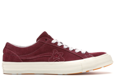 Converse One Star Ox Tyler the Creator Golf Le Fleur Mono (Red) 162132C