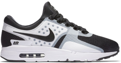 Nike Air Max Zero White Black White/Black 876070-101