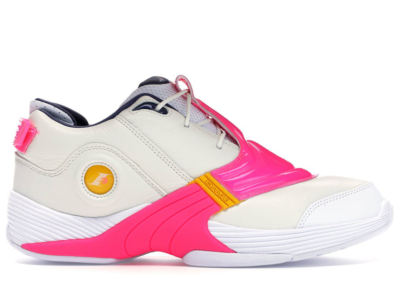 Reebok Answer 5 Eric Emanuel ComplexCon (2019) White/Pink-Gold FV0894