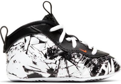 Nike Air Foamposite One Shattered Backboard (I) Black/White-Total Orange 644790-011