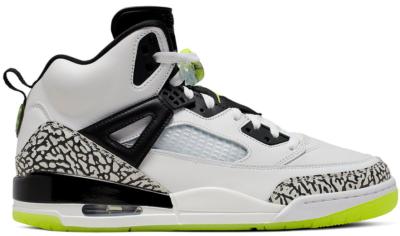 """Jordan Spizike Shoe """"White/ Volt- Black"""" 315371-170"""