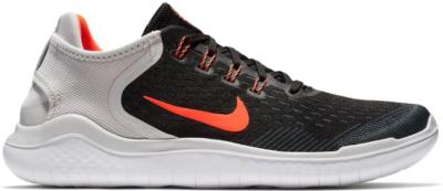 Nike Free RN 2018 Black Vast Grey 942836-005