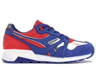 Diadora N9000 Bait Transformers Optimus Prime Royal/Red-Silver 501.172585.01.45033