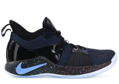 Nike PG 2 Playstation Black/Racer Blue AT7815-002/AT7816-002