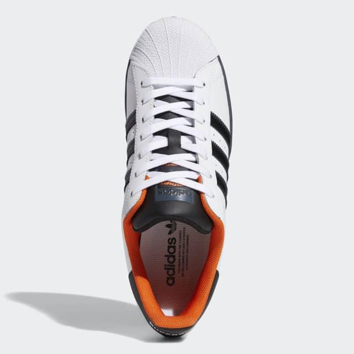 upper adidas streetball superstar