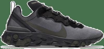 "Nike React Element 55 ""Black"" BQ6166-017"