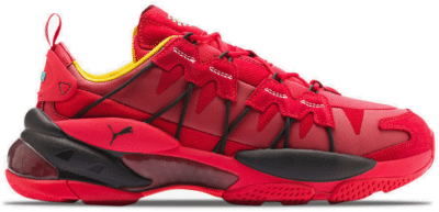 "PUMA Sportstyle LQD Cell Omega Manga Cult ""High Risk Red"" 37073501"