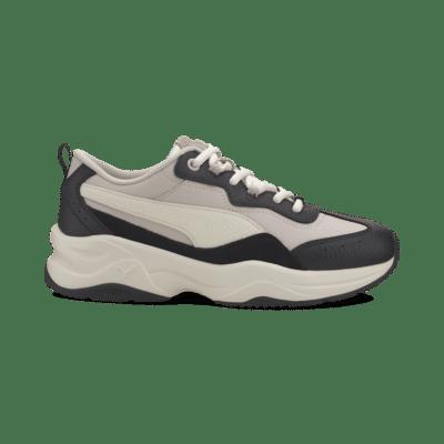 Puma Cilia Lux trainingsschoenen voor Dames Zwart / Wit / Zilver 370282_10