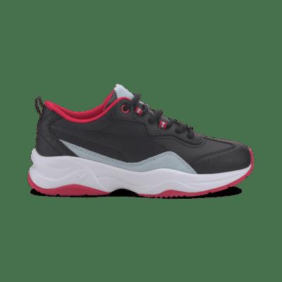 Puma Cilia Lux trainingsschoenen voor Dames Zwart / Zilver 370282_11